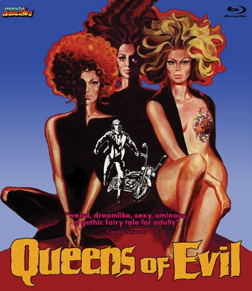 Image of QUEENS OF EVIL - standard edition
