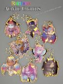 Image 1 of Angel Acrylic Charms