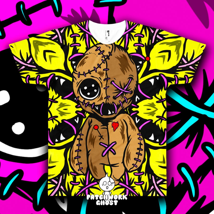 Image of VooDoo All Over Print Shirt
