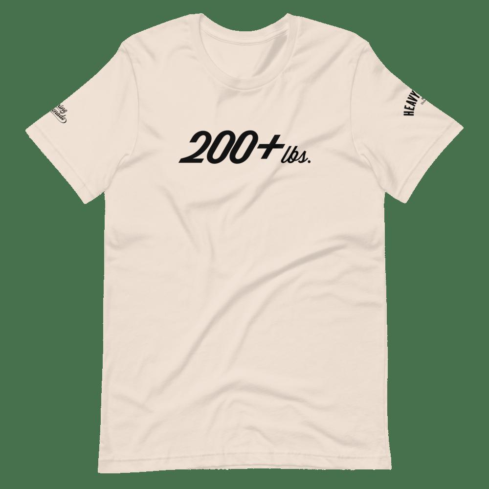 200+ lbs | Heavyweight T-Shirt (3 Colors)