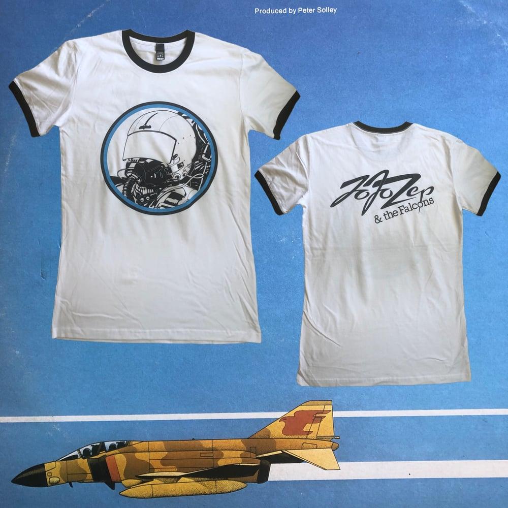 Image of Jo Jo Zep and the Falcons 1979 Fake Tee Shirt