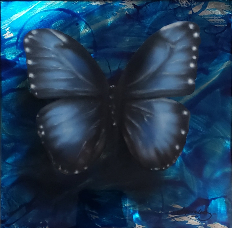 Image of Blue Morpho