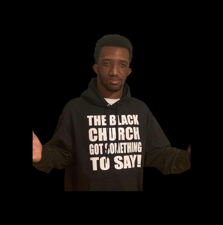 Image of THE BLACK CHURCH GOT SOMETHING TO SAY!