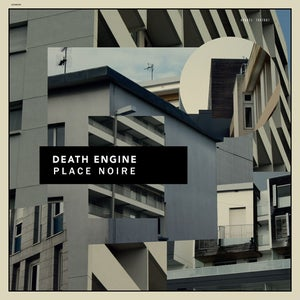 Death Engine - Place Noire LP