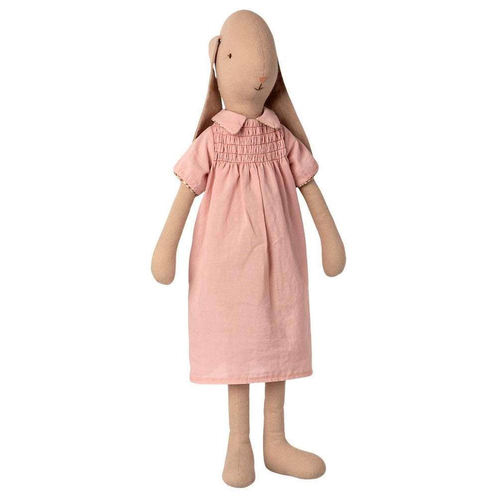 Image of Maileg - Bunny Size 4 Dress Rose (Pre-order)