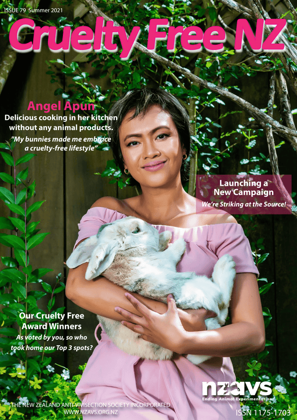 Image of Cruelty Free NZ Magazine (issue #79)