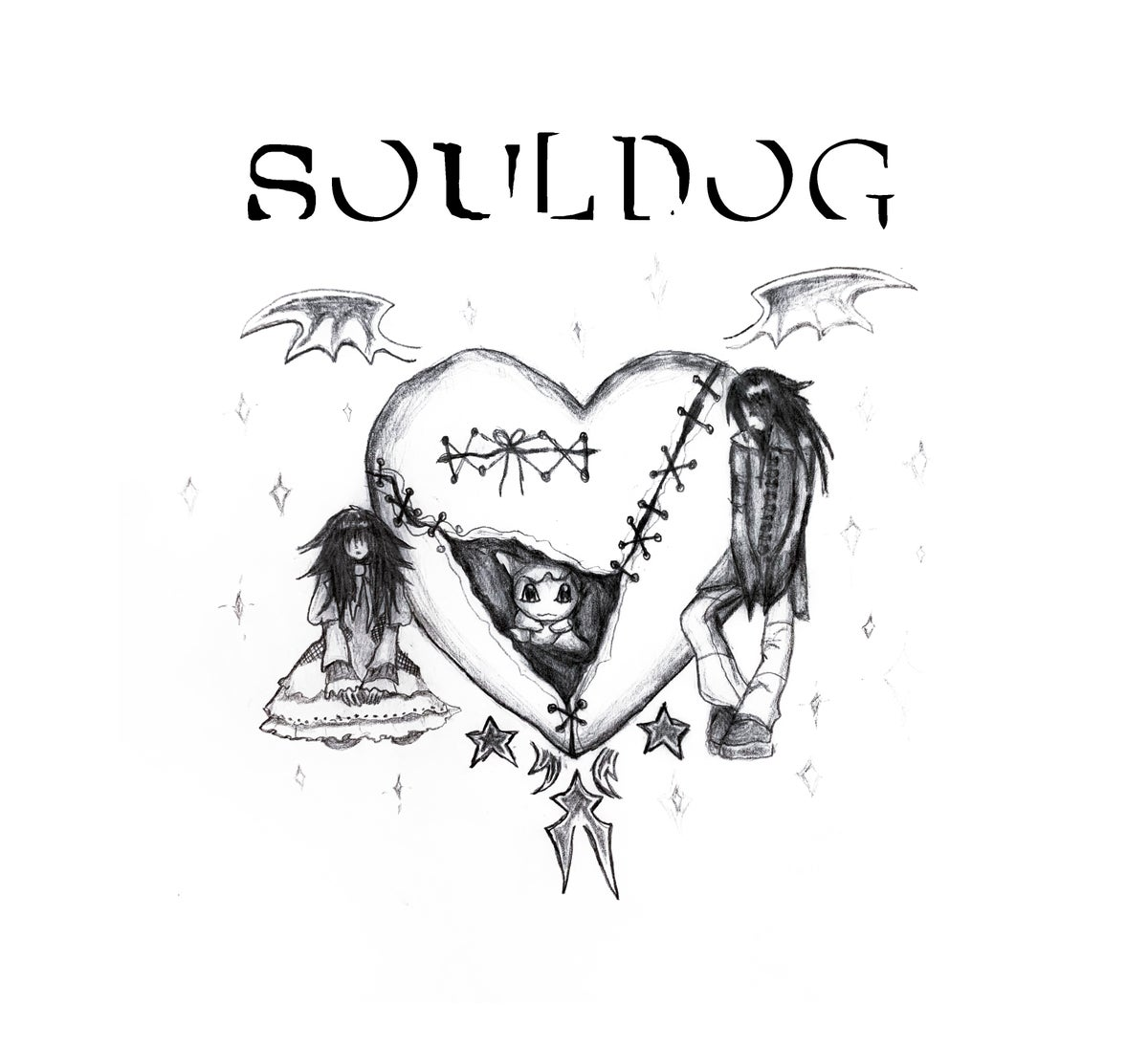 Image of Souldog.mx T-shirt