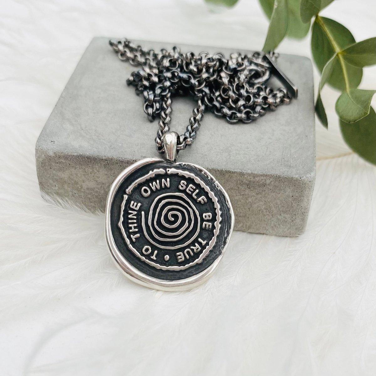 Image of Unisex Talisman pendant
