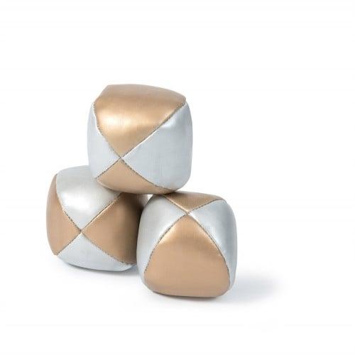 Image of Set de 3 pelotas de malabares
