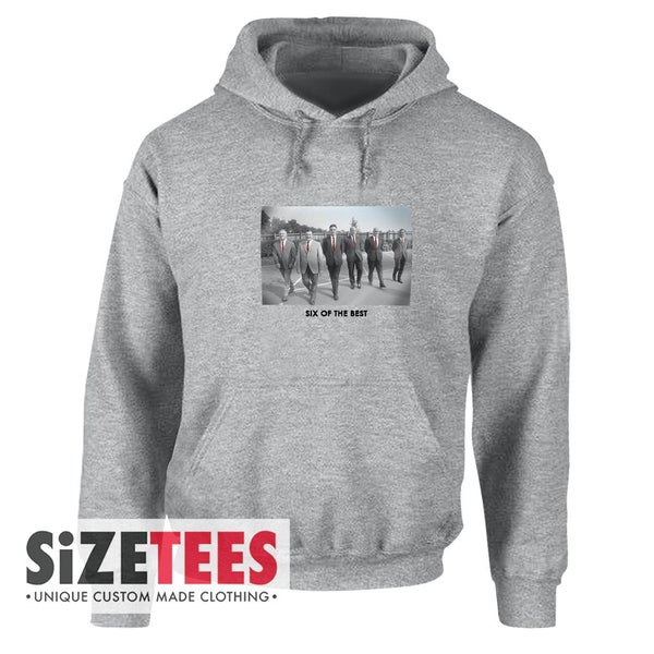 Image of Six of the best Hoodie