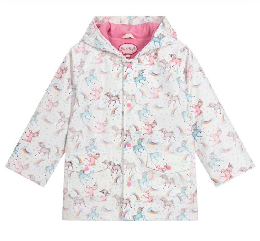 Image of Evie Raincoat (can be personalised)