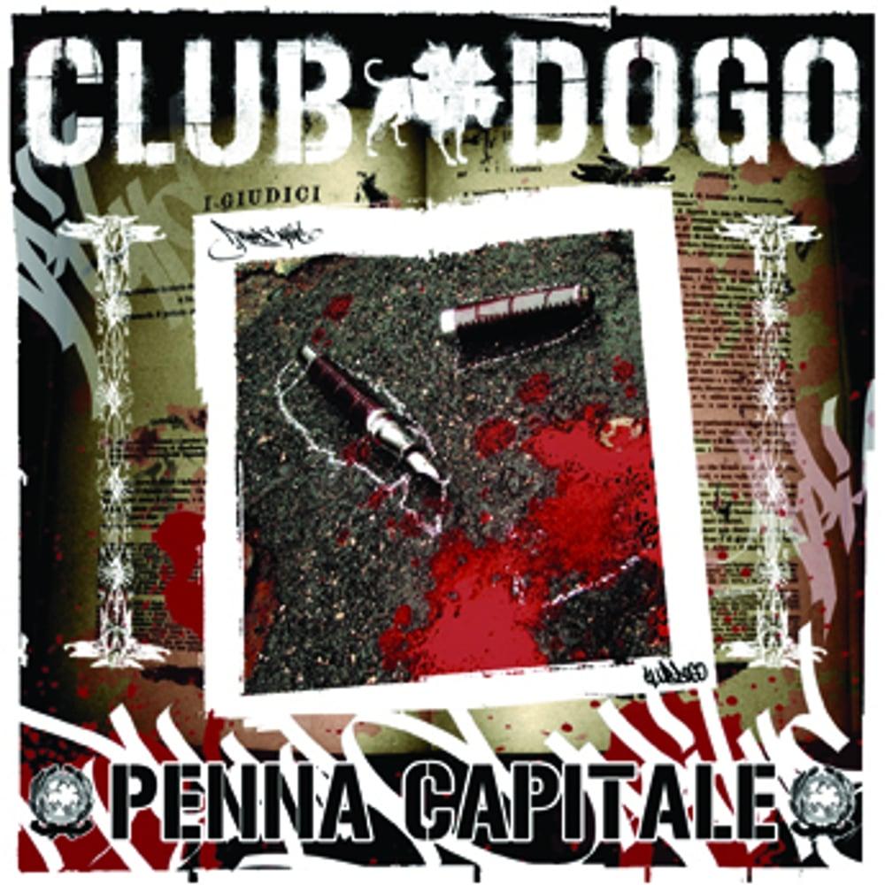 HH3024LIMITED // CLUB DOGO - PENNA CAPITALE (DOPPIO VINILE ROSSO E NERO, LIMITATO E NUM. A MANO)