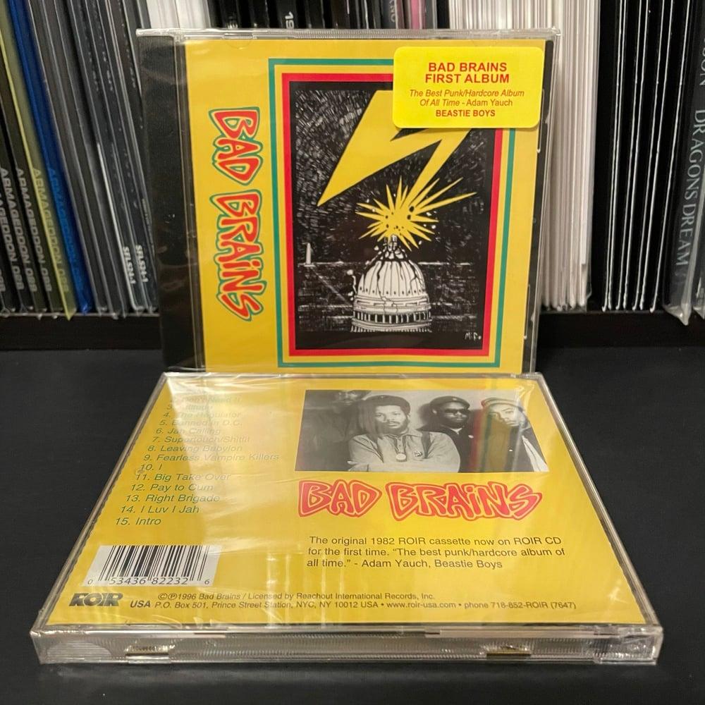 "BAD BRAINS ""Bad Brains"" CD"