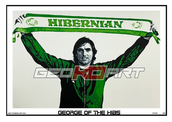 Image of GEORGE BEST HIBS
