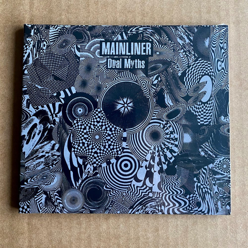 MAINLINER 'Dual Myths' CD