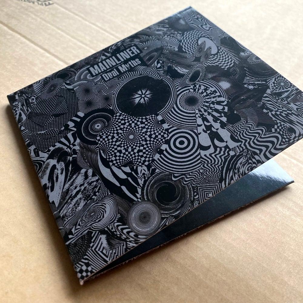 MAINLINER 'Dual Myths' CD