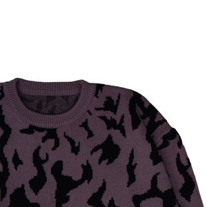 Image of Curse Mark Knit Sweater