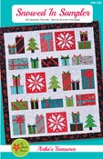 Image of Snowed In Sampler PDF pattern