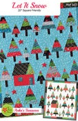 Image of Let It Snow Paper Pattern