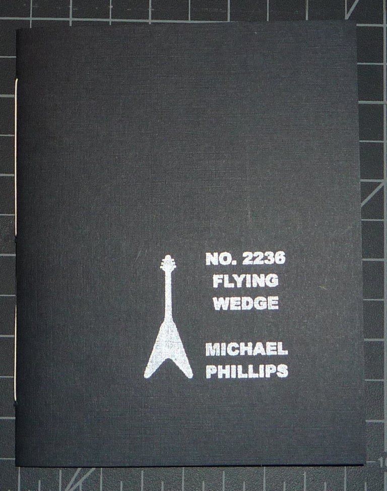 Image of No. 2236 Flying Wedge (Michael Phillips) - Trade Edition