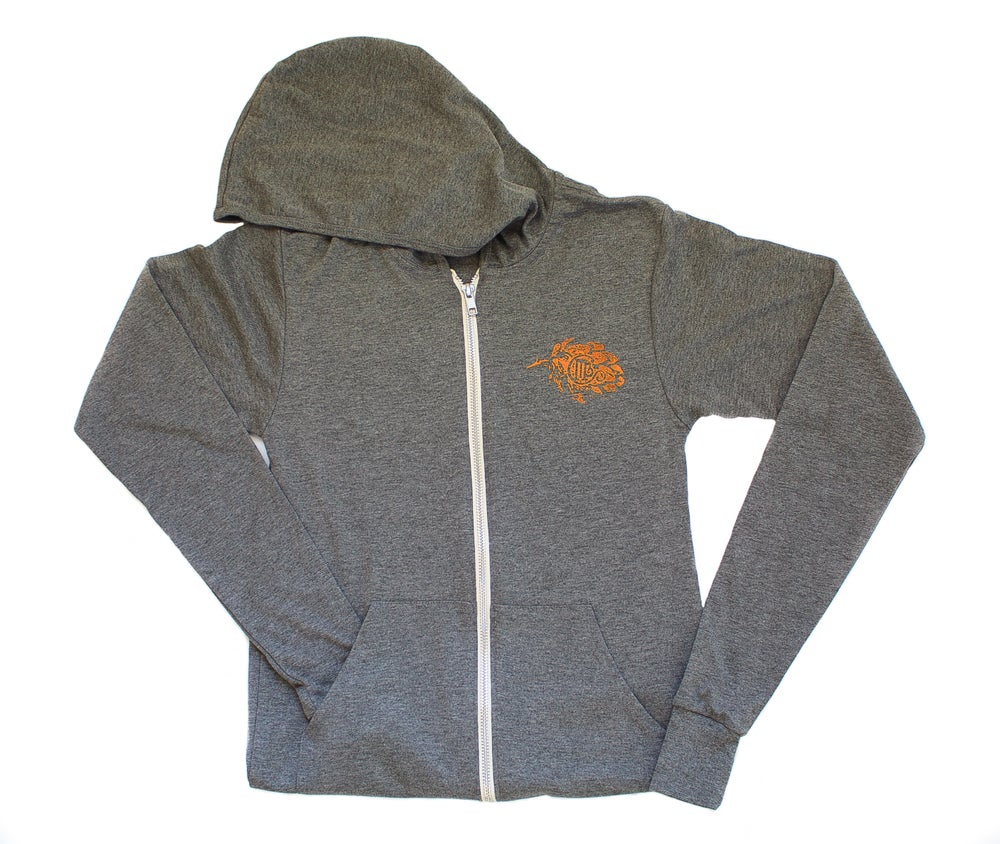 Image of MBC Unisex Full Zip-Up Hoodie