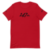 147 lbs | Welterweight T-Shirt (3 Colors)