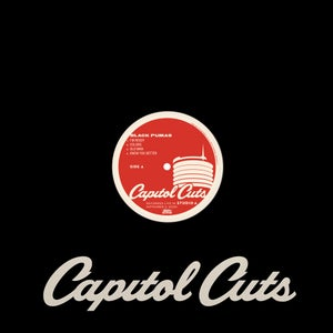 Image of Black Pumas - Capitol Cuts - Live from Studio A [Red LP]