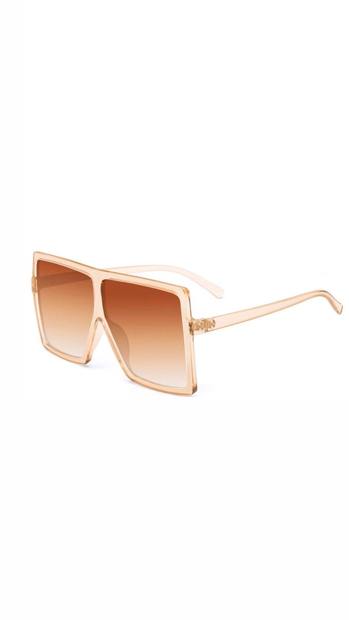 Image of Beige CEO Shades