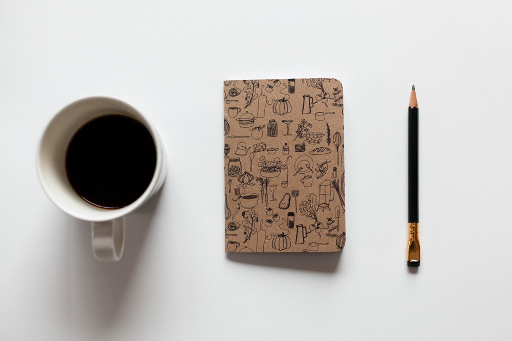 Image of Comestible Notebook