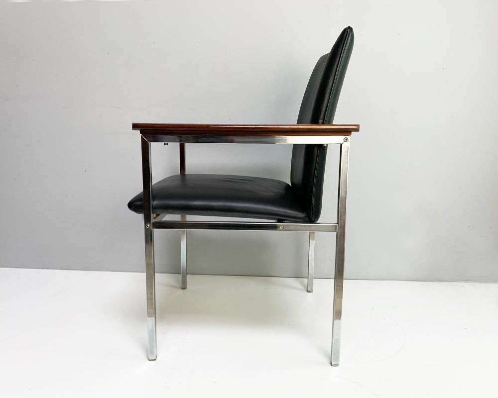 Image of 1960's mid century armchair by Sigvard Bernadotte for France & Søn (6 available)