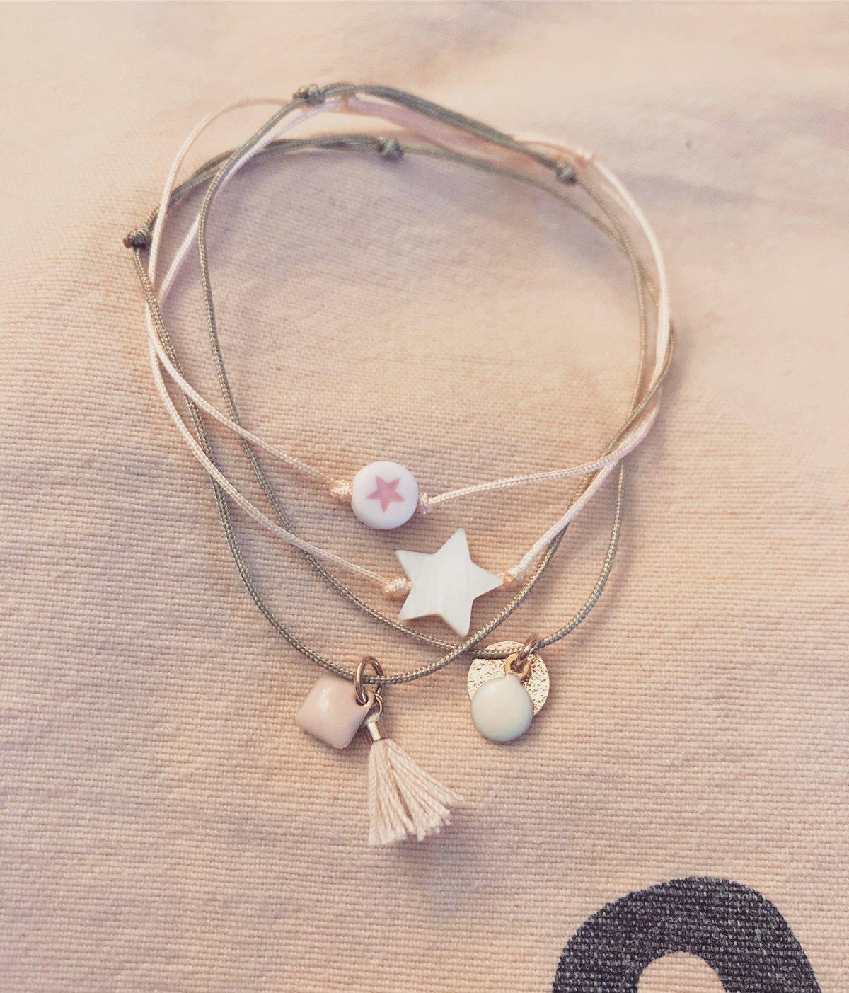 Image of Bracelets Ines