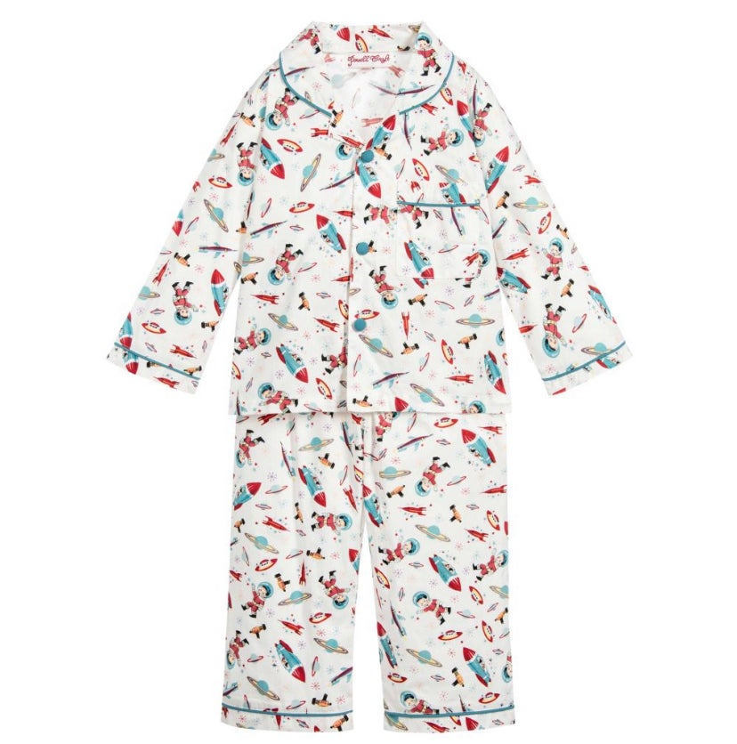 Image of Hugo Traditional Pyjamas
