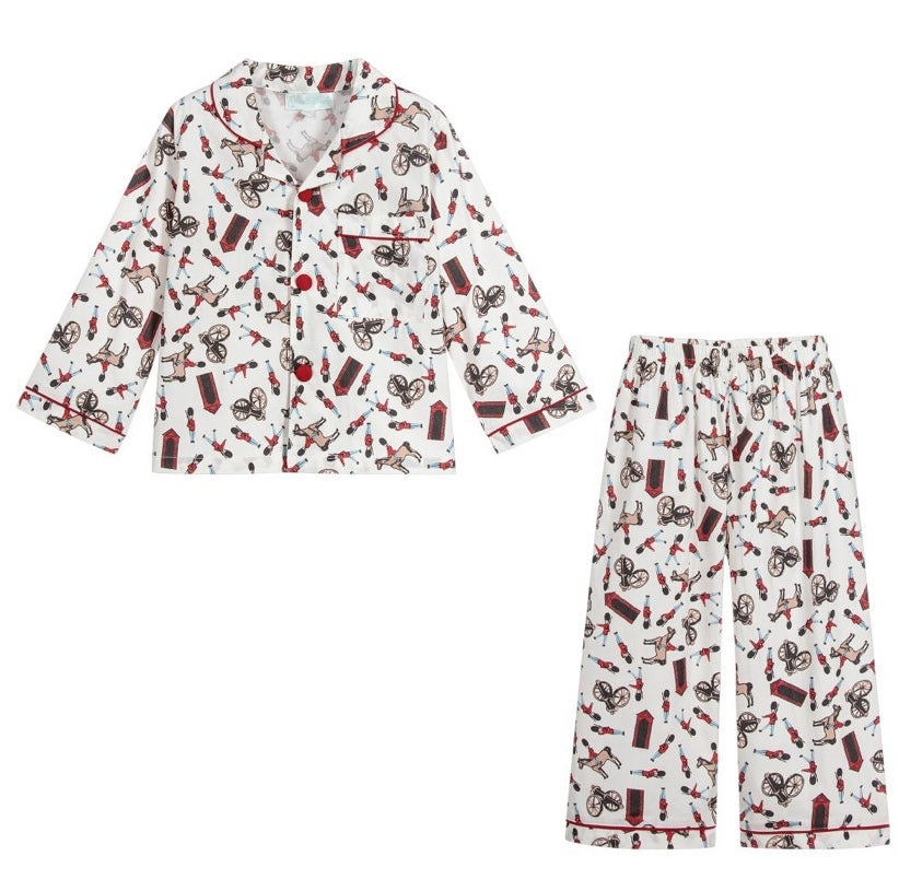 Image of Rafe Traditional Pyjamas