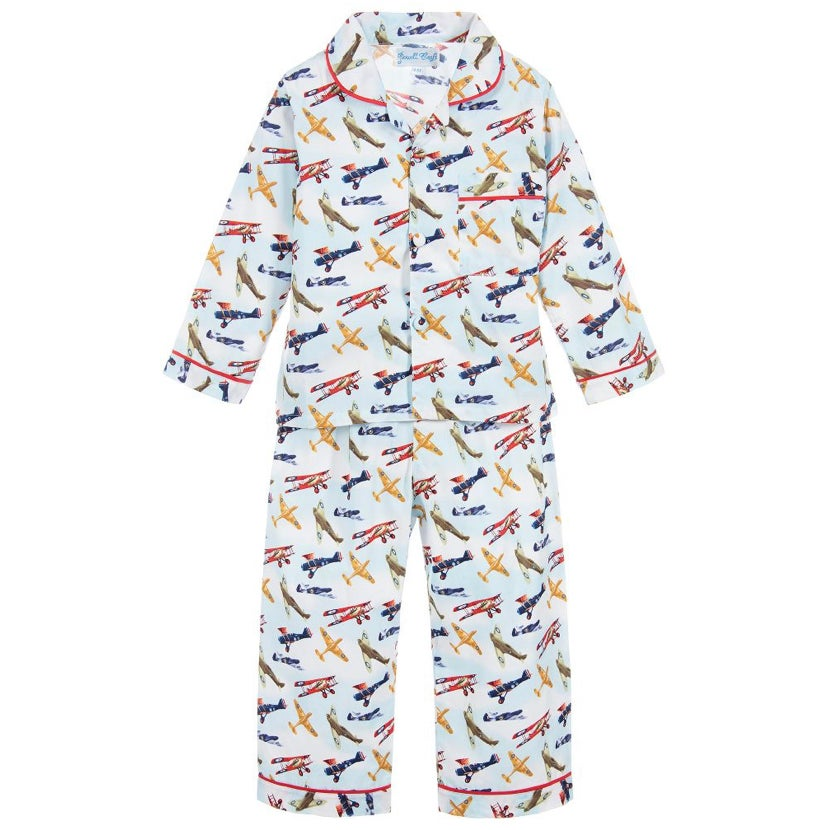 Image of Henry Traditional Pyjamas