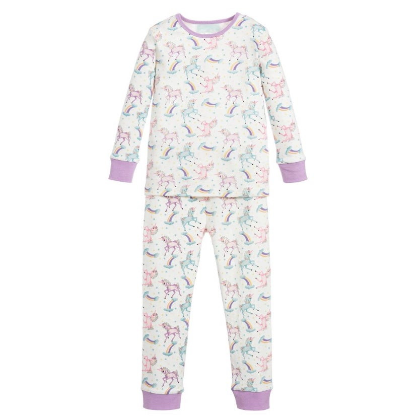 Image of Evie Cozy Knit Pyjamas