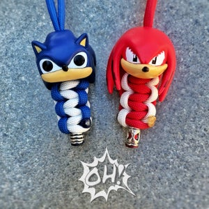 Image of Sonic the Hedgehog & Knuckles