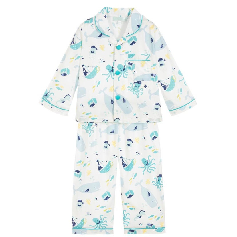 Image of Jonah Traditional Pyjamas