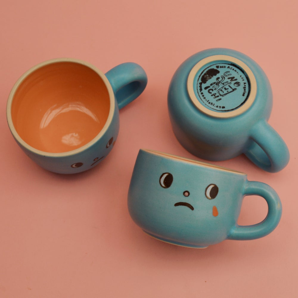 Image of 6 MONTH PRE-ORDER: Tearcup Teacups