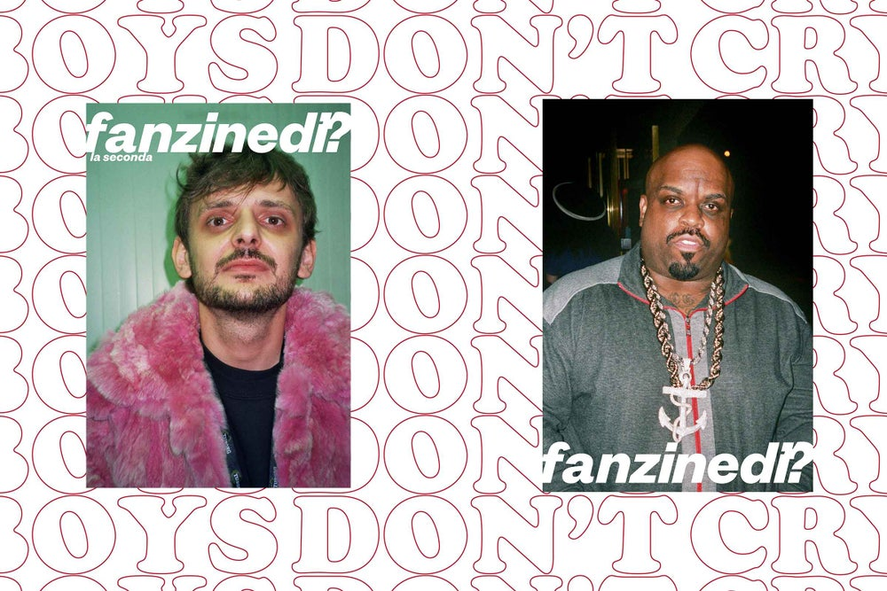 Image of FANZINEDI? LA SECONDA [BOYS EDITION]