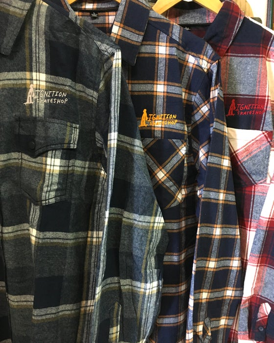 Image of QUICK SIXER FLANNEL