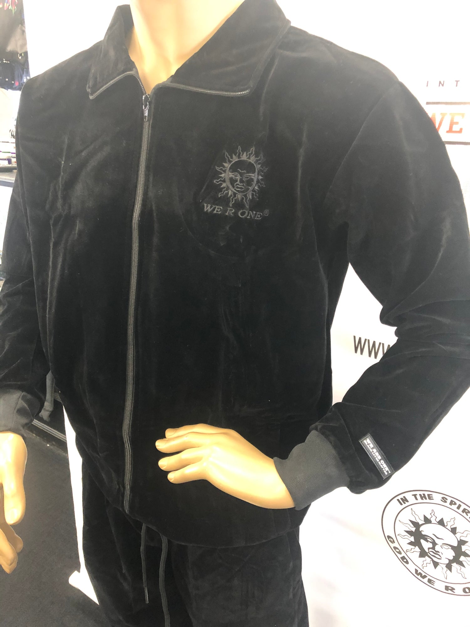 Image of The One Velour
