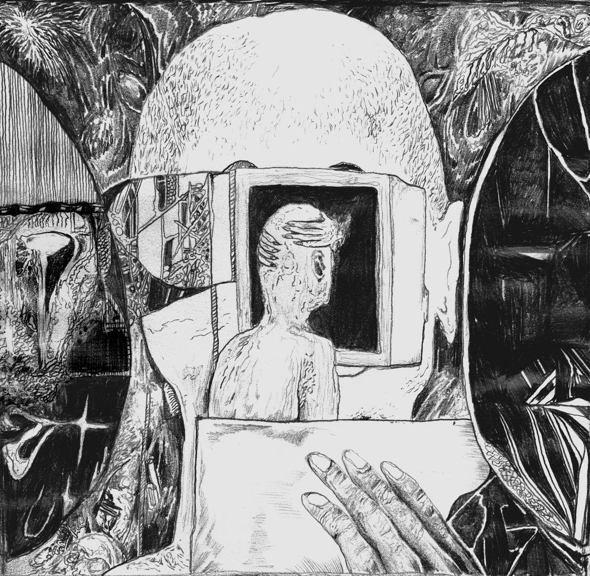 Image of HUMAN TROPHY - Corpse Dream LP
