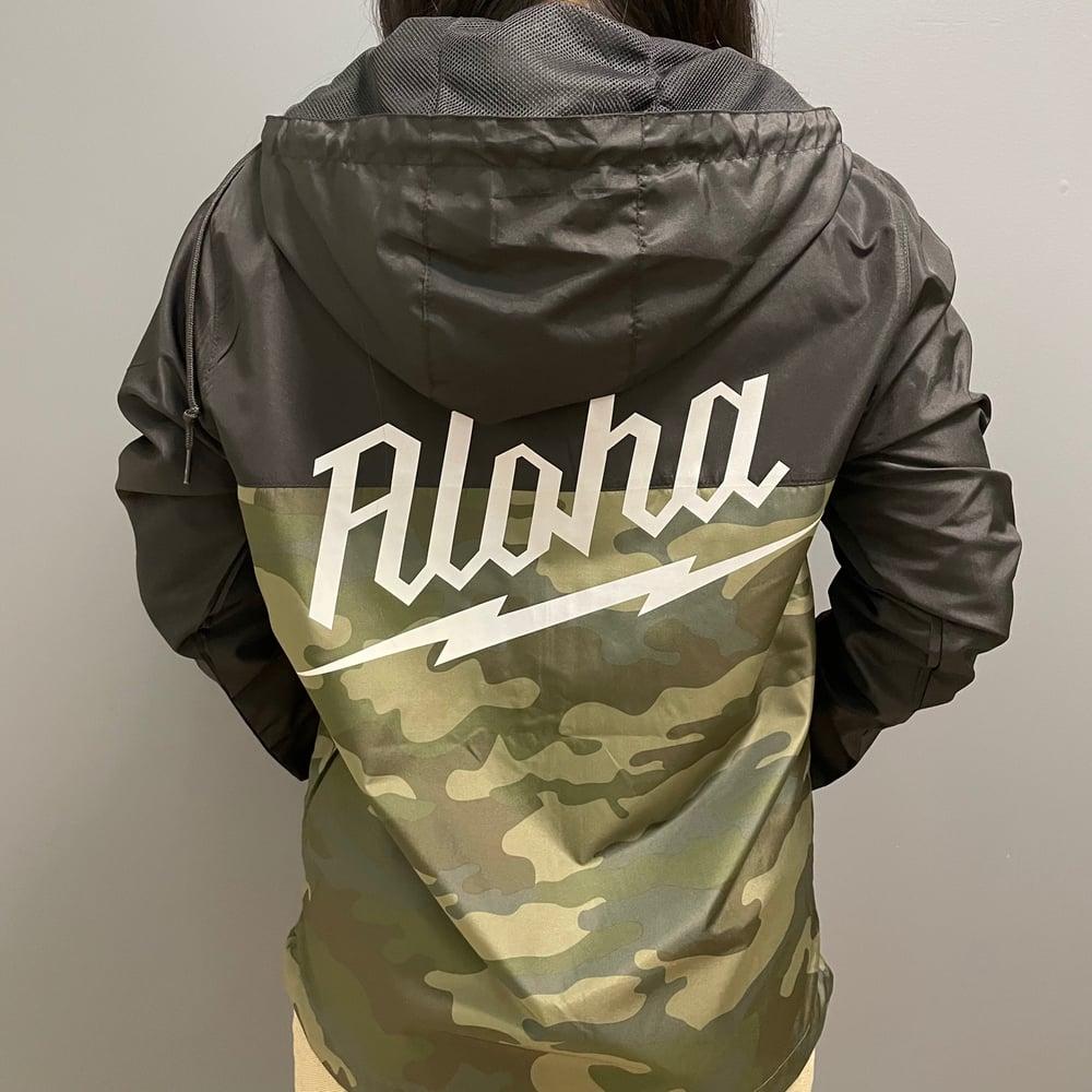 Image of Aloha-waukee Windbreaker Jacket