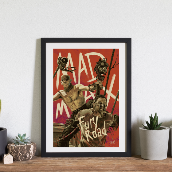 Image of Mad Max Fury Road