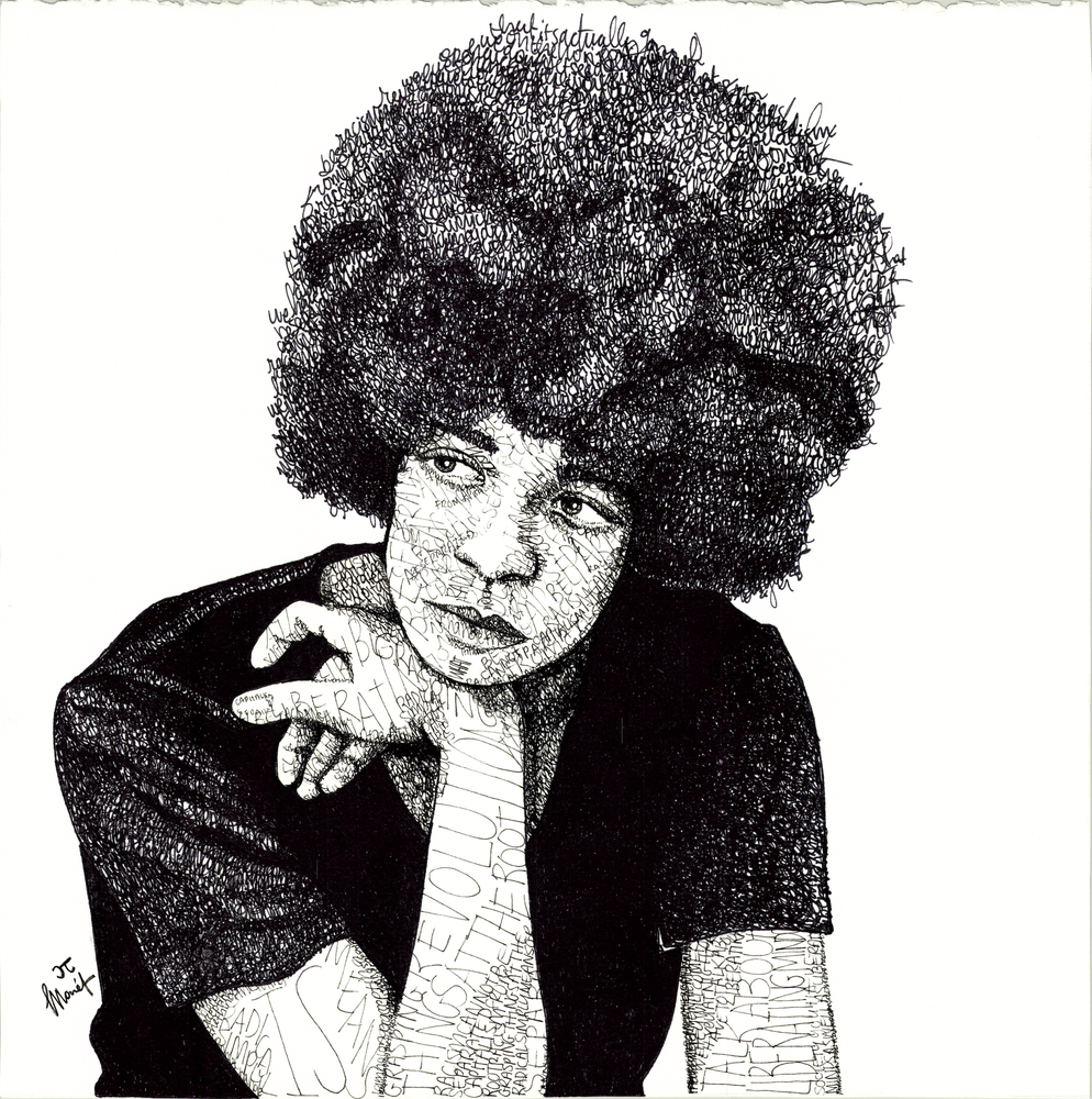 Image of Angela Davis