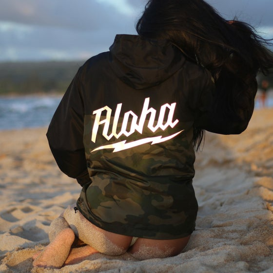 Image of Aloha-waukee Windbreaker Jacket