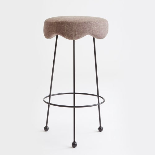 Image of RIPPLE SWIVEL STOOL