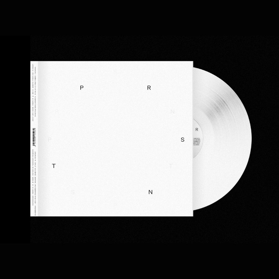 "Image of [PREORDER] PRSNT (12""+BOOK)  Ryuichi Sakamoto, Pascal Comelade, Laurie Spiegel, Lyra Pramuk and more"