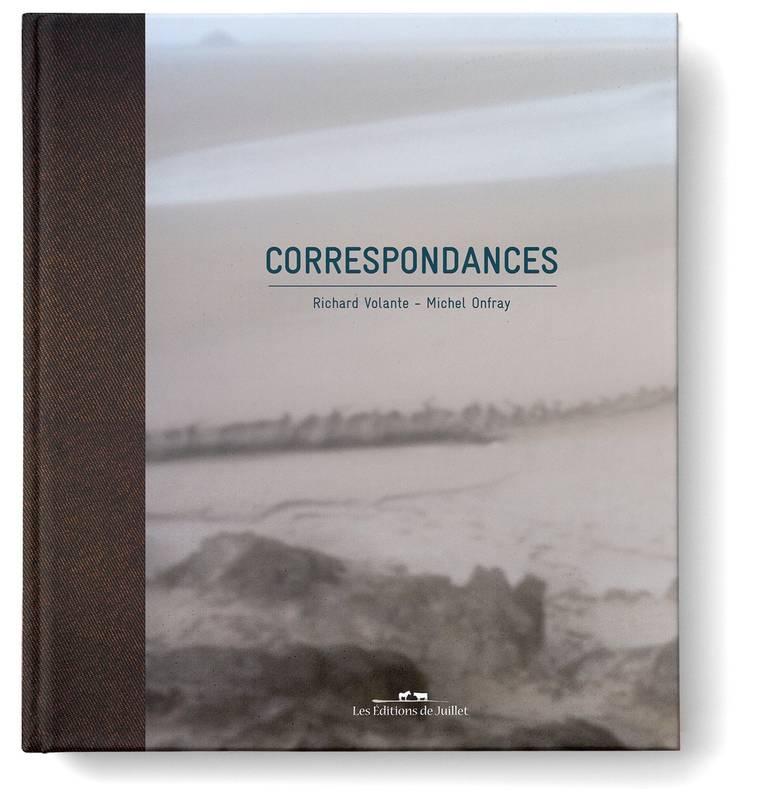 Image of Correspondances Richard Volante - Michel Onfray