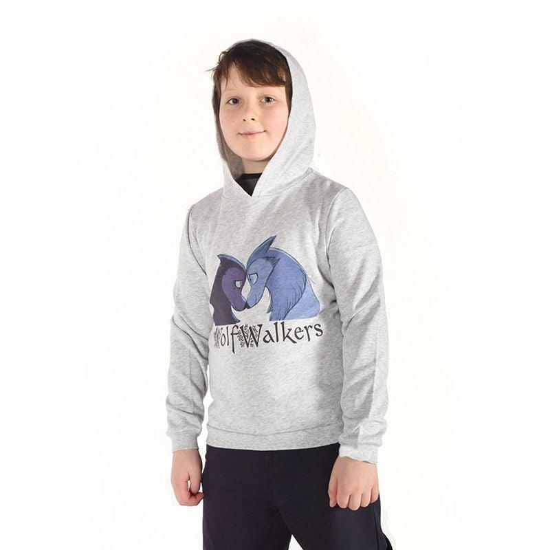 Image of Wolfwalkers kids hoodie